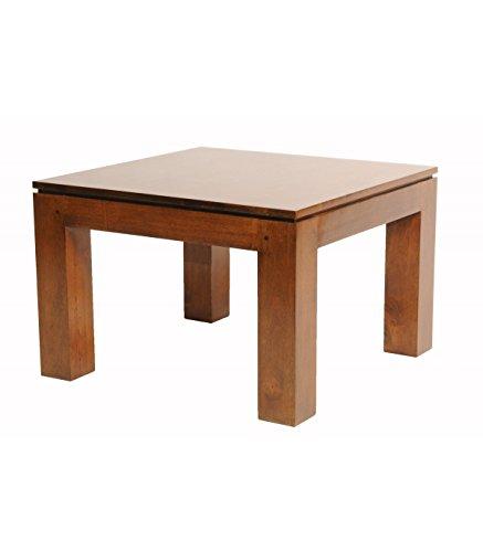 BELDEKO Table Basse Carree en Hevea