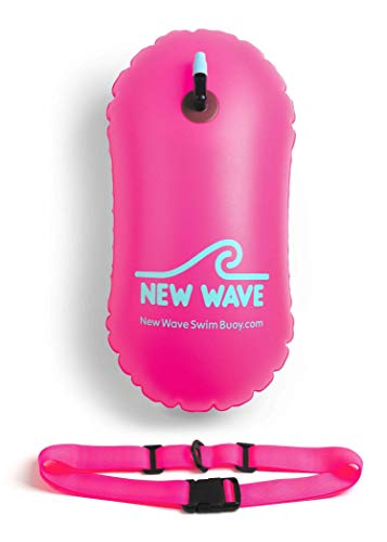 New Wave Swim Bubble for Open Water Swimmers and...