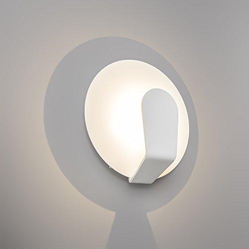 qazqa-design-modern-wandleuchte-sole-22-weiss-aluminium-rund-inklusive-led-module-max-1-x-9-watt