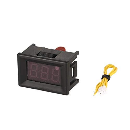 2 STÜCKE 70-380 V 2-draht Led-anzeige Voltmeter by camellia