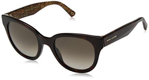 Marc Jacobs Damen MARC 231/S HA DXH 50 Sonnenbrille, Hay Bwglt Gld/Bw Brown,