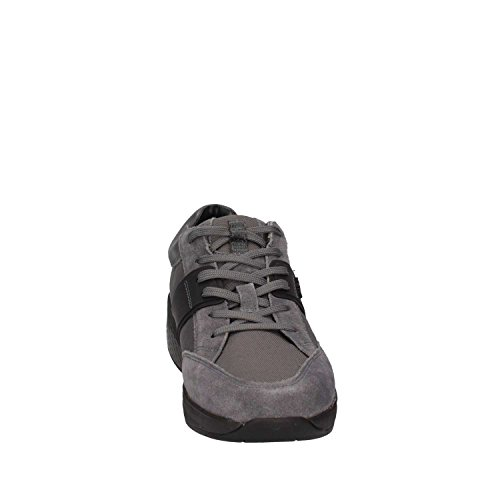 MBT Kenura Walk Lite Lace Up, Baskets Femme, Gris, 37 EU Gris (140 s)