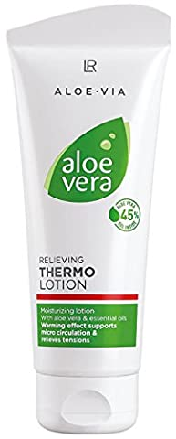 LR ALOE VIA Aloe Vera Entspannende Thermolotion 100