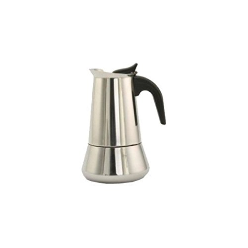 Orbegozo KFI 1200 1250-Cafetera, 12 Tazas, Negro, Acero Inox.