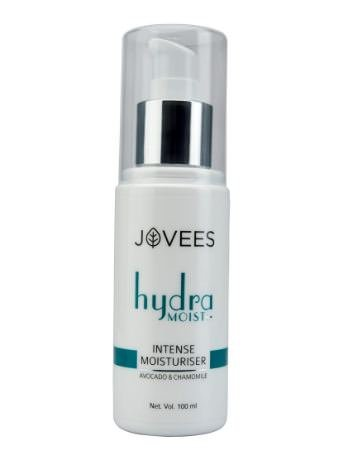 Jovees Herbal Hydra Moist and Intense Moisturiser, 100ml