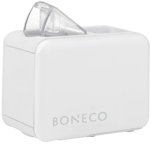 31c3MTzAY7L - Boneco U7146 Travel Humidifier, 0.5 Litre, 15 W, White, Aluminium