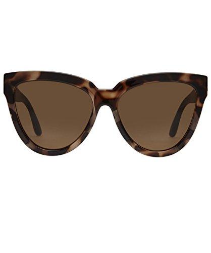 Le Specs Liar Lair Sonnenbrillen Einheitsgröße Schildkröte