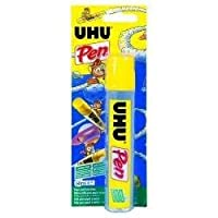 UHU Glue Pen 50ml Solvent Free Pack of 20