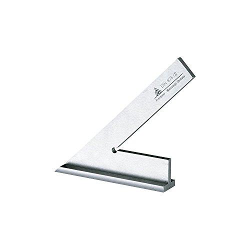 RBM ángulo de inglete 45grados din875-2con bisagra Longitud de pata, 150x 100mm, 1pieza-Escuadra (