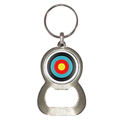 sporting-archery-target-bottle-opener-keyring