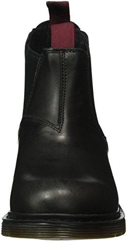 Wrangler New Rocky Chelsea, Bottes Classiques femme Noir - Schwarz (296 Black/Black)