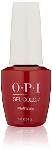 OPI - Gelcolor, esmalte para uñas, Big apple red, 15 ml