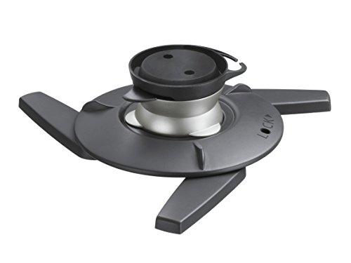 Vogel\'s EPC 6545 Projektor-Deckenhalterung für 30-323mm (1,18-12,7 Zoll) Projektoren, neigbar, max. 10 kg, schwarz