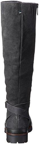 Marc O'Polo Stiefel, Bottes Hautes femme Gris - Grau (Grey 920)