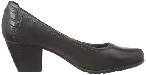 Jana 22404 Damen Pumps Grau (grau (GRAPHITE 206 ))