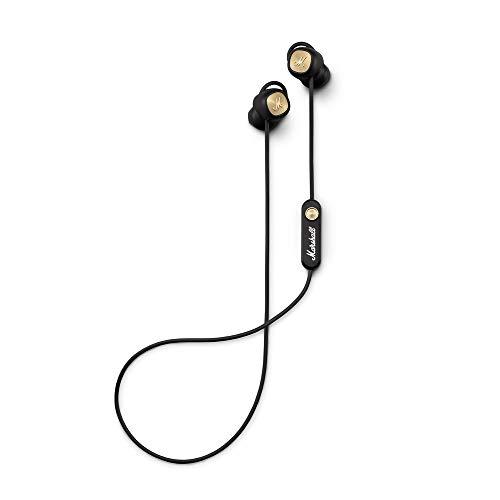 Marshall Minor II Bluetooth in-Ear Headphone (Black) Image 3