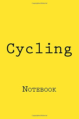 Cycling: Notebook por Wild Pages Press