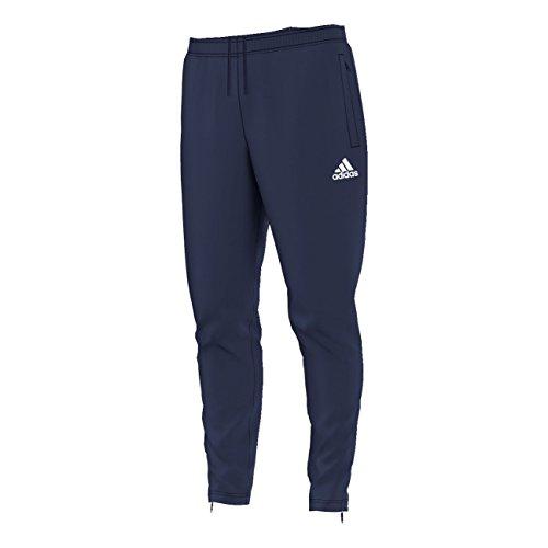 Adidas coref TRG PNT-Pantaloni per uomo, UOMO, - azul oscuro / blanco, M - 50