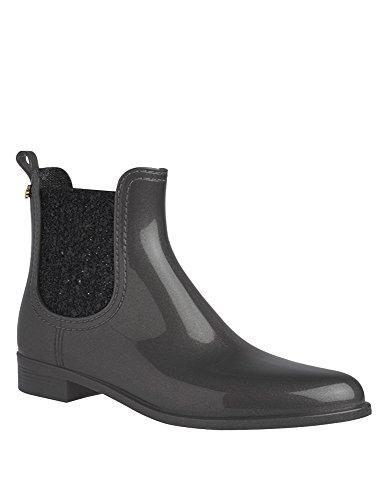 Lemon Jelly Women's Sardenha Metal Grey Women's Chelsea Boots Grey