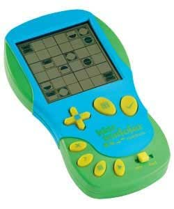 Carol Vordeman's Sudoku Kids Symbols Handheld Electronic Game