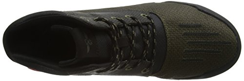 Creative Recreation Torello, Sneaker Basse Uomo Multicolore (Multicolor (Military Black Primary Red))