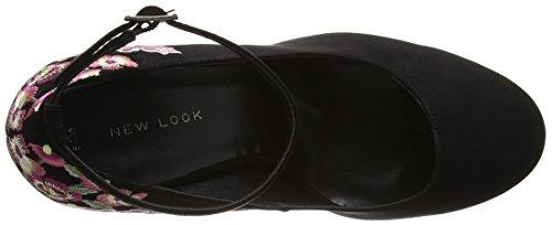 New Look Welfare, Escarpins femme Noir (noir)
