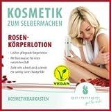 Kosmetikbaukasten Rosen-Körperlotion