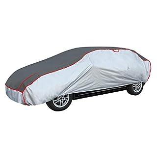 Walser 30970 Hagelschutz Auto, Hagelschutzgarage Premium Hybrid Größe L, wasserdicht atmungsaktiv