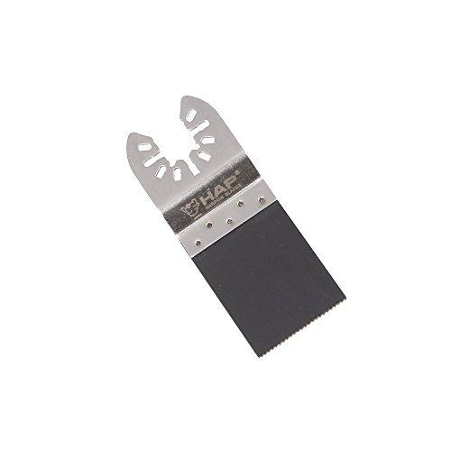 harpow 20Stück Bi-Metall E-Cut-Sägeblatt mit Halter aus Edelstahl, Power oszillierendes Werkzeug Klingen, Multitool Klingen, Power Werkzeug Klingen, passend für Fein Bosch Craftsman Rockwell Einhell Westfalia Ferm Pro-Line Matrix Tools