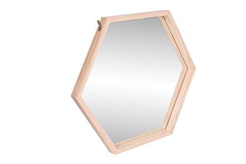 Specchio per Porta di casa Serie LCC Colore: Bianco UNIMASA M288774