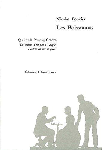 Les Boissonnas : Histoire d'une dynastie de photographes, 1864-1983