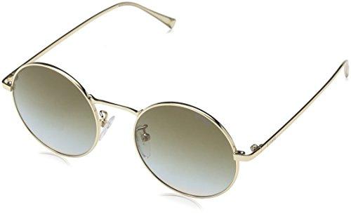 Sting ss4898, occhiali da sole unisex-adulto, multicolore (shiny rose gold), etichettalia unica