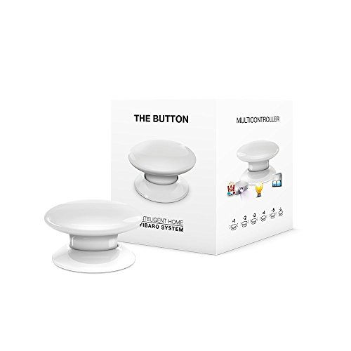 FIBARO FIBEFGPB-101-1 The Button, 3.6 V, Weiß