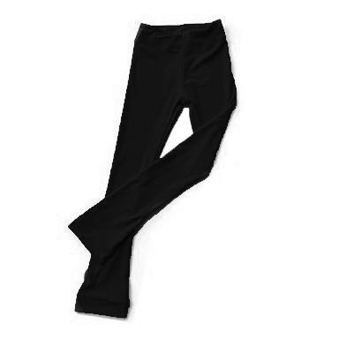 TT&Dress Über die Schlittschuhe reichende Strumpfhosen fürs Eiskunstlaufen Damen Mädchen Eiskunstlaufkleider Schwarz Orange Purpur Fuchsia, Black, 175