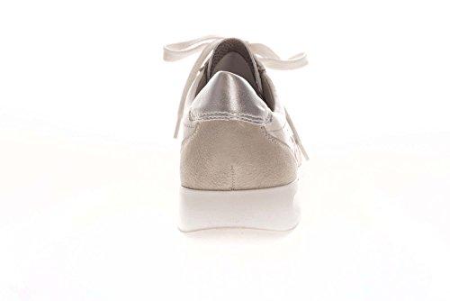 ARA 34456 - Baskets Mode - Femme - Semelle Amovible : Oui - Blanc Blanc