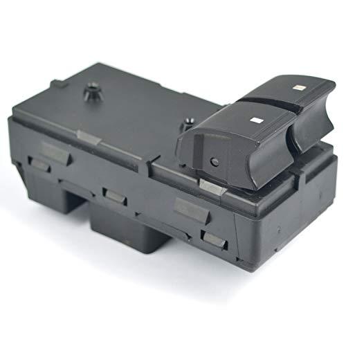 TOOGOO pour 2006-2011 Chevrolet Silverado 1500 Interrupteur Principal de Commande de Vitre électrique