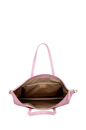 21F6510106322779 Salvatore Ferragamo Sacs de shopping Femme Cuir Rose Rose