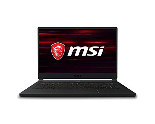 MSI GS65 Stealth 8SF-035ES - Ordenador portátil gaming