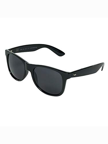 MSTRDS Herren Sonnenbrillen Groove schwarz Einheitsgröße