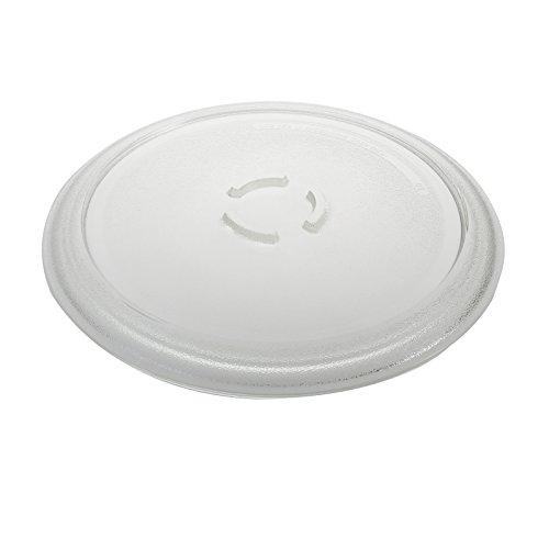 Genuine WHIRLPOOL 6en 326/Alu mt244bl para plato giratorio del microondas plato de cristal...