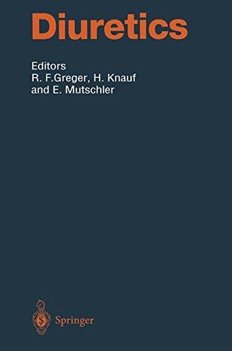 Diuretics (Handbook of Experimental Pharmacology (117))