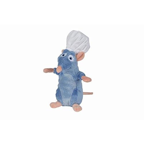 Disney 5872057 - Ratatuilla Remy con Toque Pixar Peluche, 5872057 7