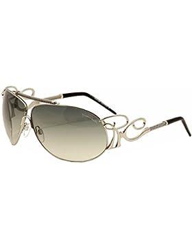 Roberto Cavalli RC850S, Gafas de Sol para Mujer, Silver Grey, 70