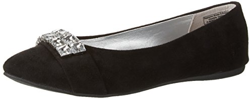 Tom Tailor 2796401, Ballerine Donna nero (nero)