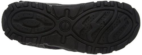 Geox Sandal Strada A, Sandales Plateforme homme Gris (C0043)