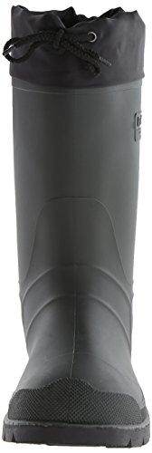 Kamik Hunter B20112, Bottes En Caoutchouc Olive / Vert Pour Hommes