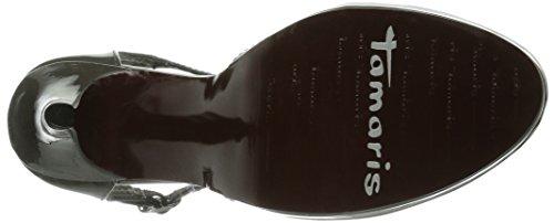 Tamaris - 24428, T Tacchi da donna grigio (graphite pat. 218)