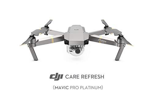 DJI - Care Refresh Garantie Pour Mavic Pro Platinum (Valide Pour 12...
