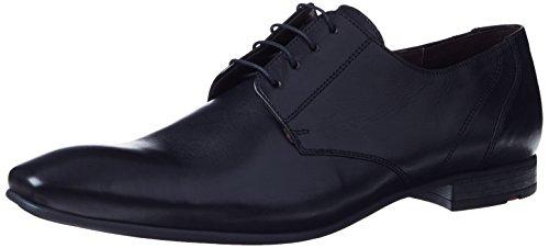 lloyd-powell-mens-derby-lace-up-black-schwarz-0-105-uk-45-eu