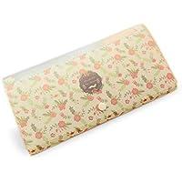 Mini carpeta multifunción para categorizar su pequeños papeles, billetes, mapas, fotos, recuerdos, moneda